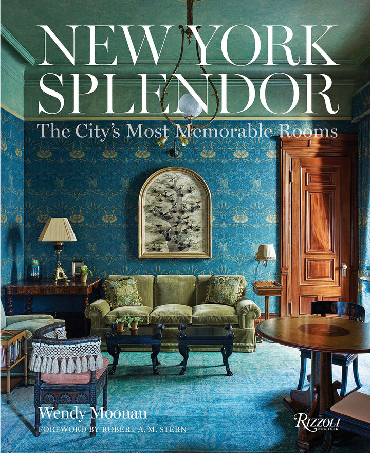 New York Splendour  Book by Wendy Moonan