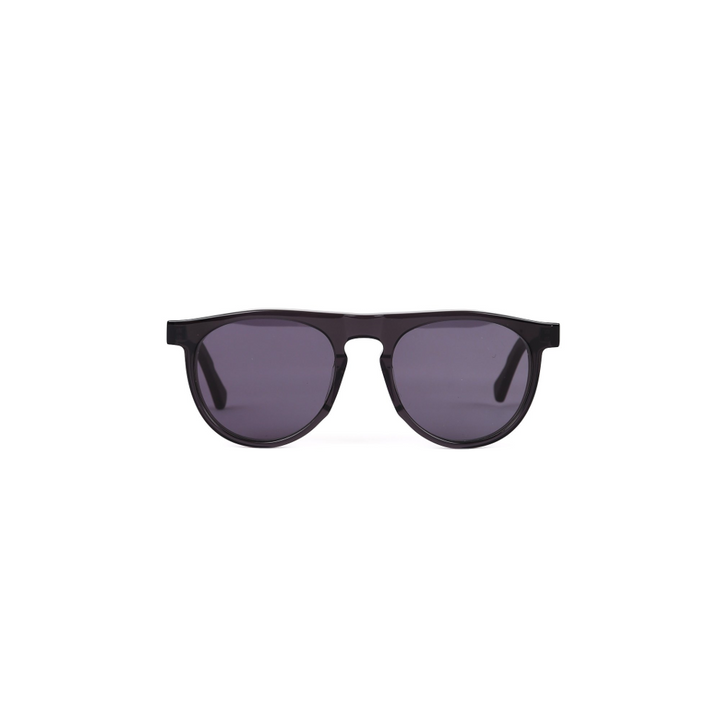 Folk x Oscar Deen Otis Eyewear - Smoke with Black Lenses Sunglasses