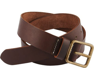 Red Wing Pioneer Sequoa Leather Belt - Amber
