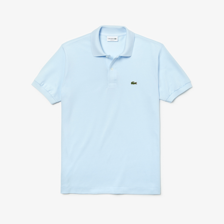 Lacoste Marl L.12.12 Polo Shirt - Pale Blue