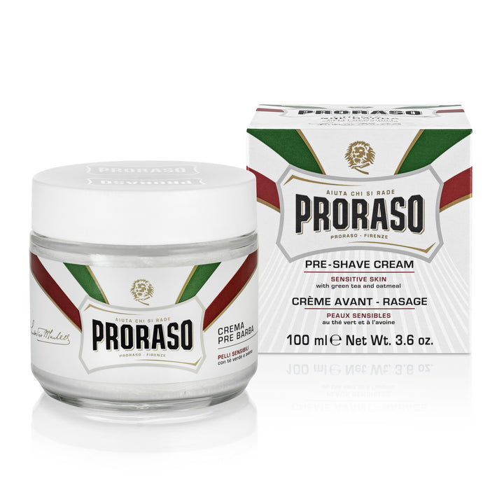 Proraso Pre Shaving Cream - Sensitive (100ml)