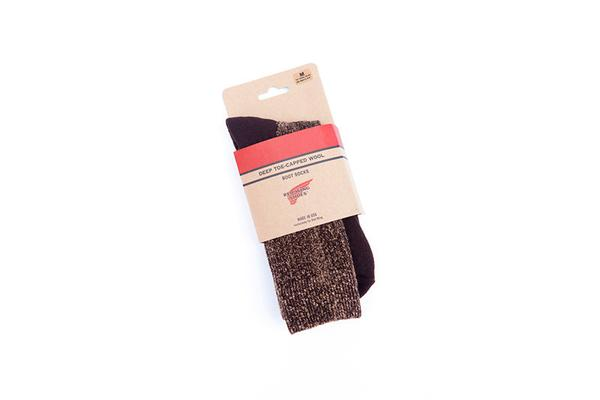 Red Wing Socks - Brown