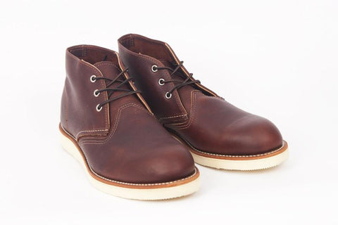 Red Wing Chukka Boot 3141 - Brown