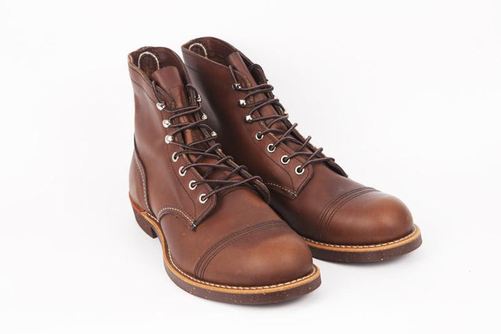 Red Wing Iron Ranger - Amber - Style No 8111