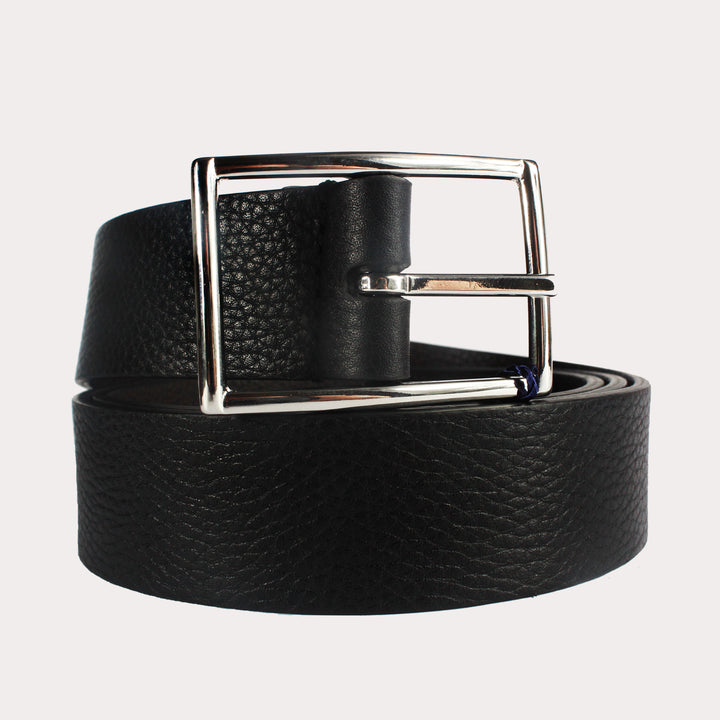 Andersons Leather Belt - Black/Brown Reversible 1 Inch