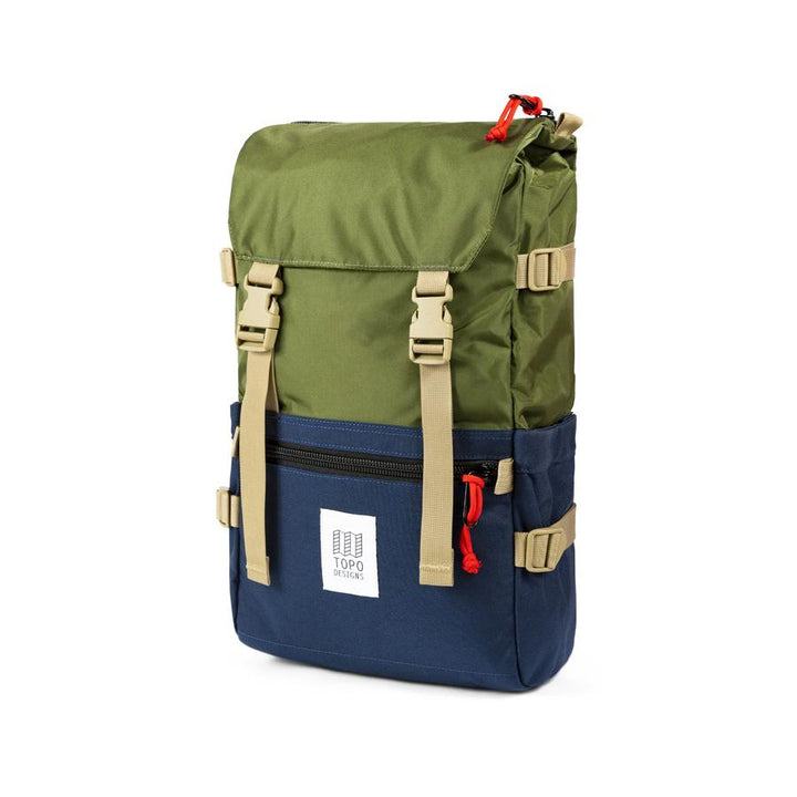Topo Designs Rover Pack - Olive/Navy