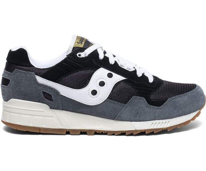Saucony Shadow 5000 Trainers - Navy/Grey