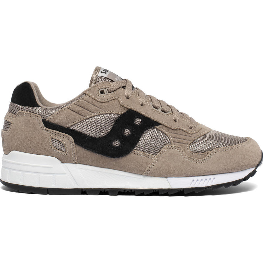 Saucony Shadow 5000 Trainer - Tan/White