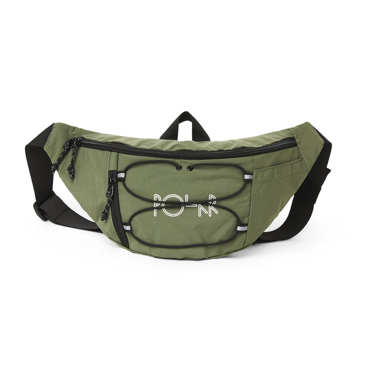 Polar Skate Co. Sport Hip Bag - Dusty Army