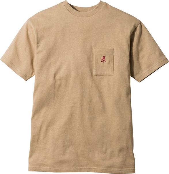 Gramicci One Point T-Shirt - Beige