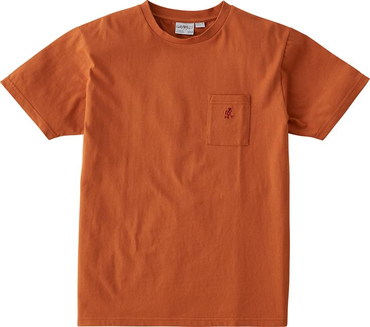 Gramicci One Point T-Shirt - Orange