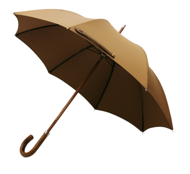 London Undercover Umbrella - Khaki City Lux