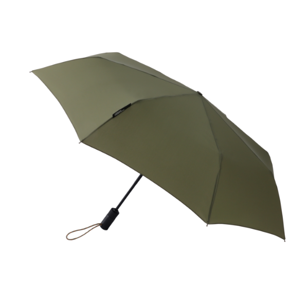 London Undercover Umbrella - Olive/Auto-Compact