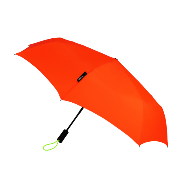 London Undercover Umbrella - Orange/Auto-Compact