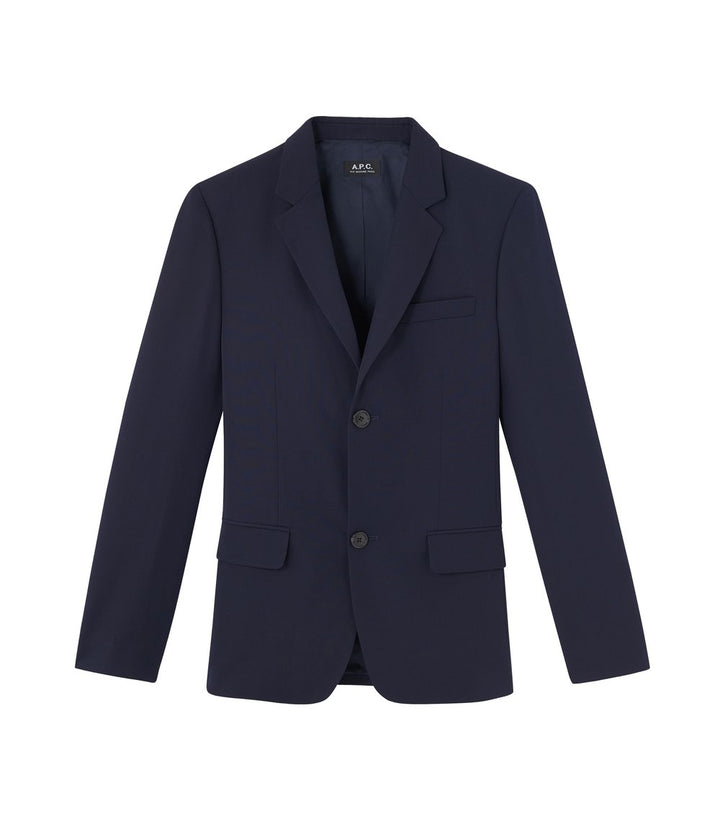 A.P.C. Sean Jacket - Dark Navy