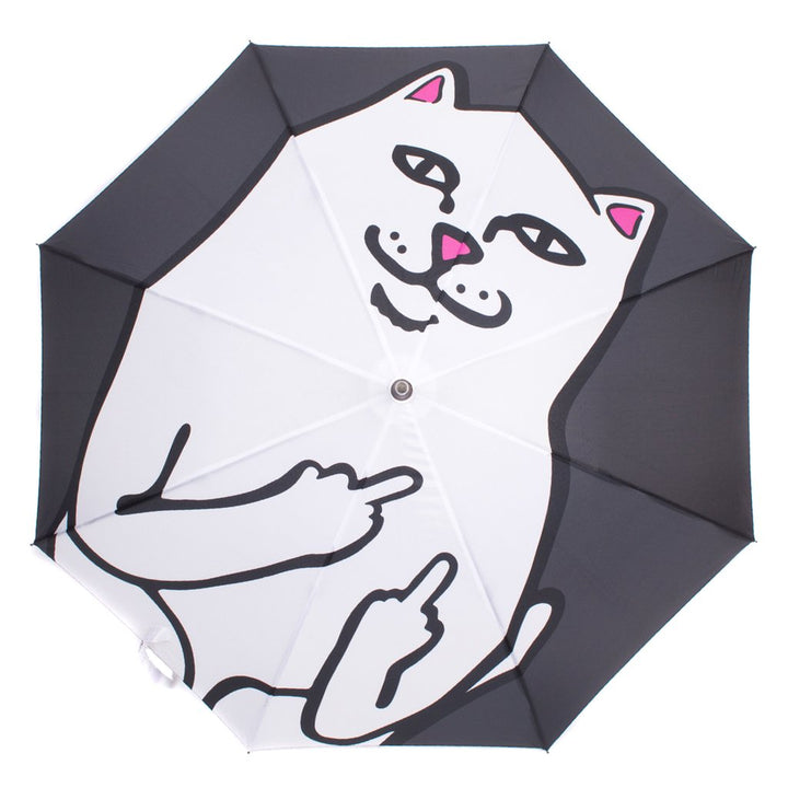 Rip N Dip Lord Nermal Umbrella - Black