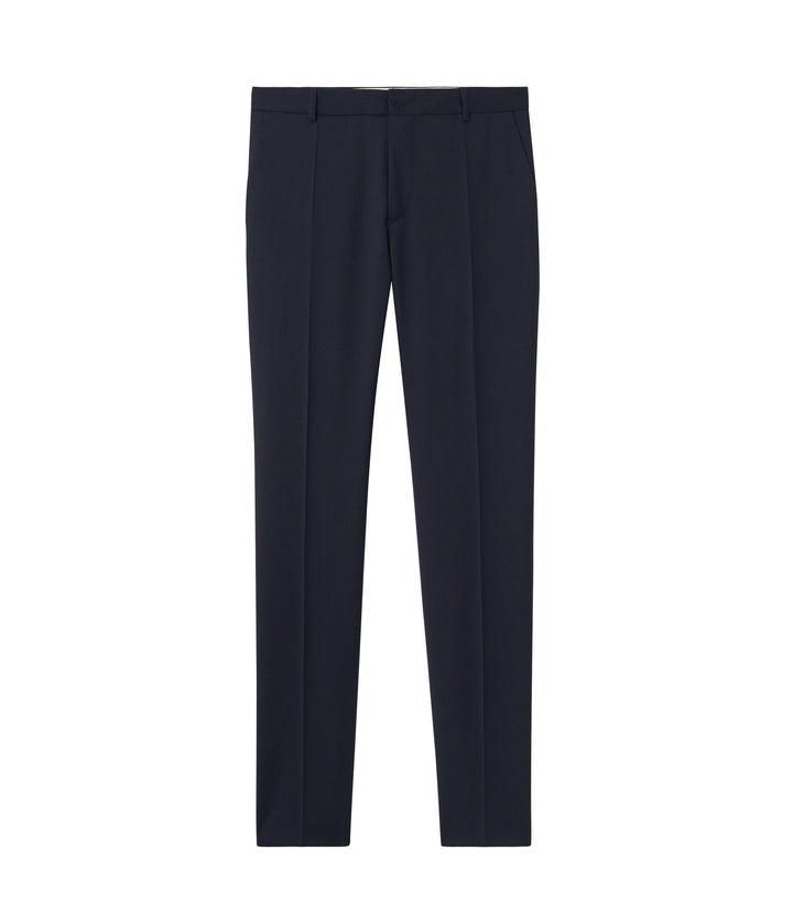 A.P.C. Formal Trousers - Dark Navy