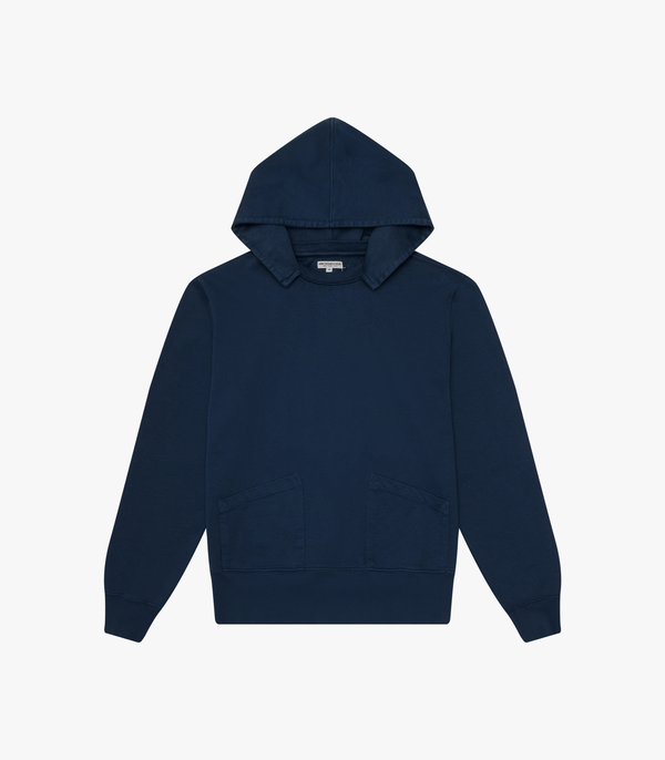 Knickerbocker Gym Hoodie - Dusty Blue