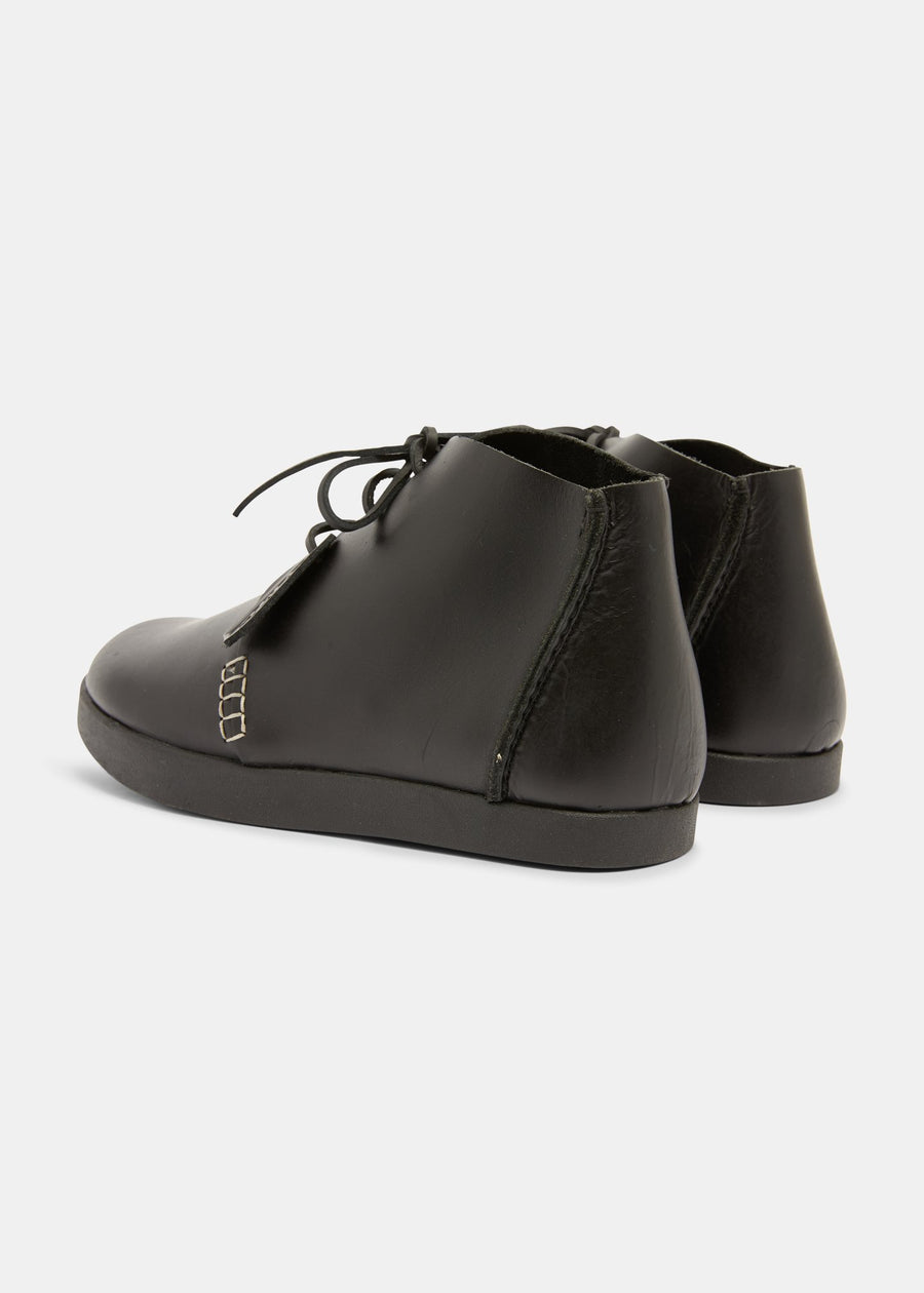 Yogi x YMC Archer Leather Boot - Black
