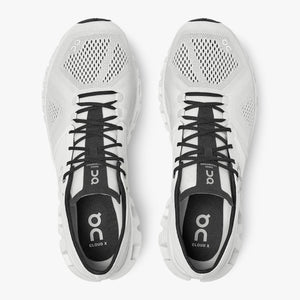 On Cloud X Trainers - White/Black