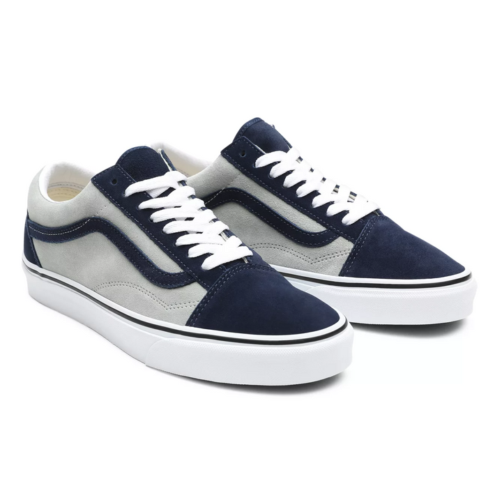 Vans Suede Old Skool Shoes - Blueprint