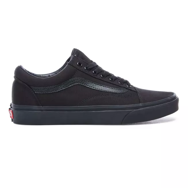 Vans Old Skool Trainers - Black/Black