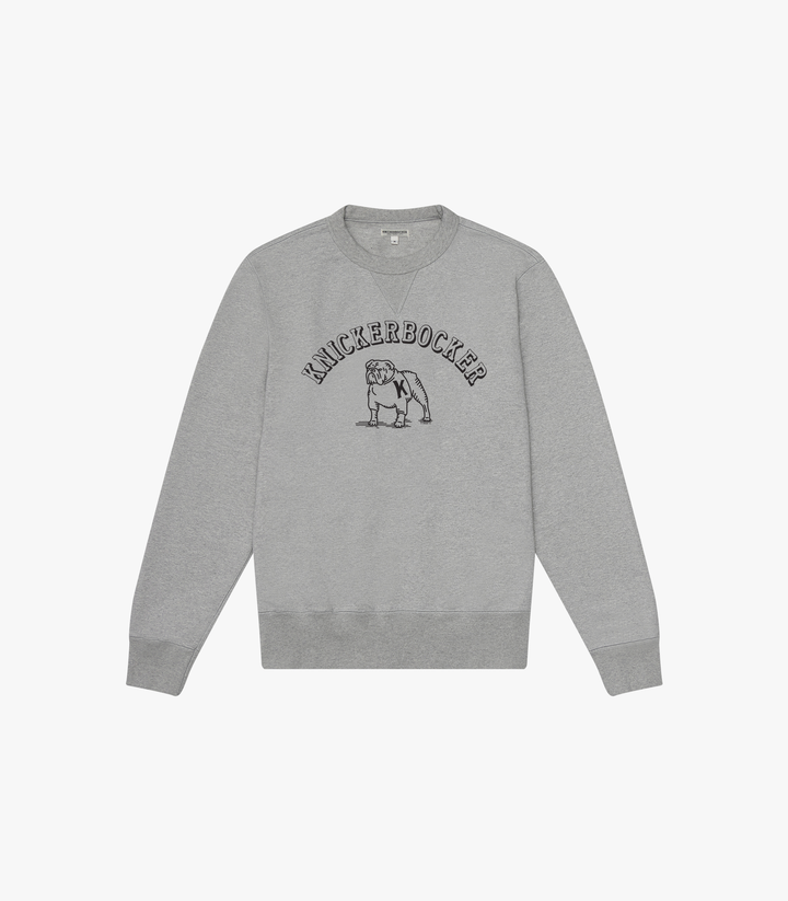 Knickerbocker Varsity Gym Crew Sweatshirt - Heather