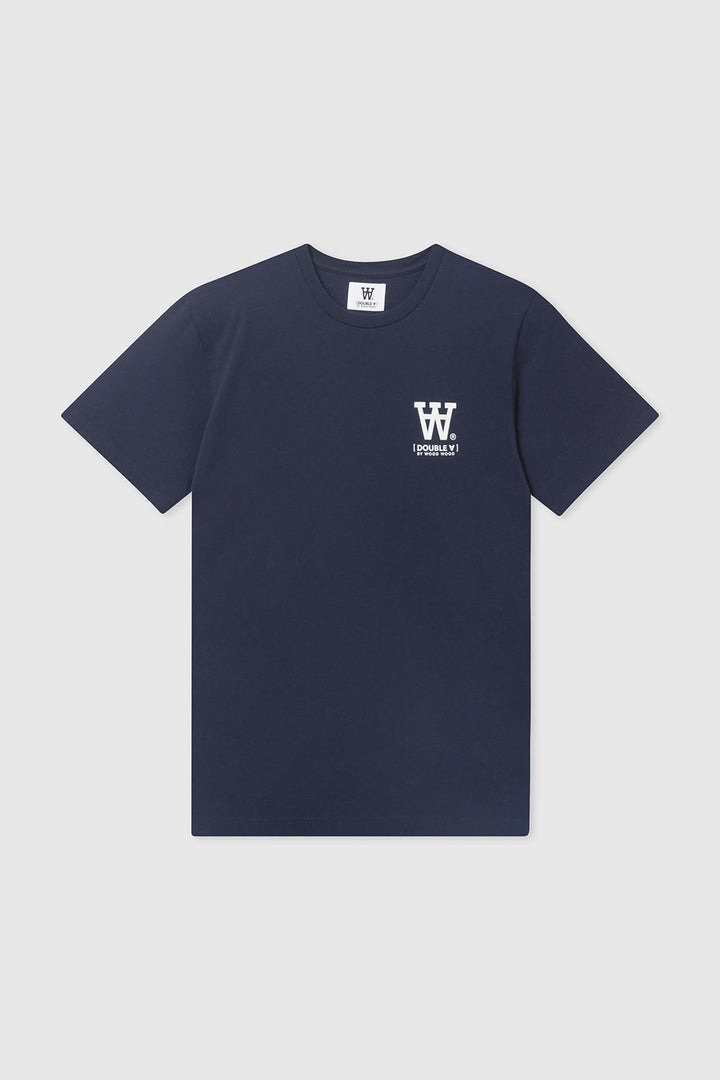 WoodWood Ace T-Shirt - Navy