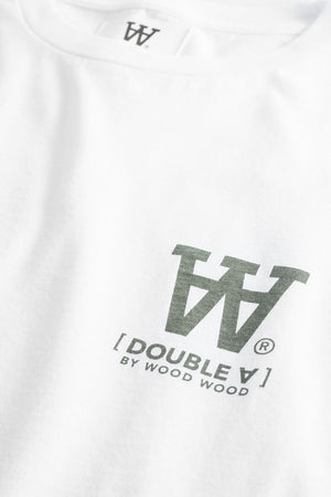 WoodWood Ace T-Shirt - Bright White