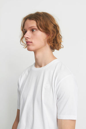 WoodWood Ace T-Shirt - White/White