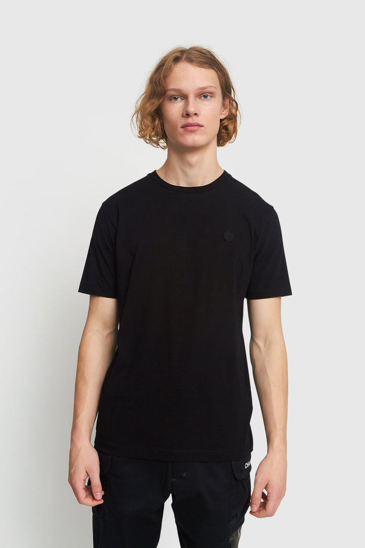 WoodWood Ace T-Shirt - Black/Black