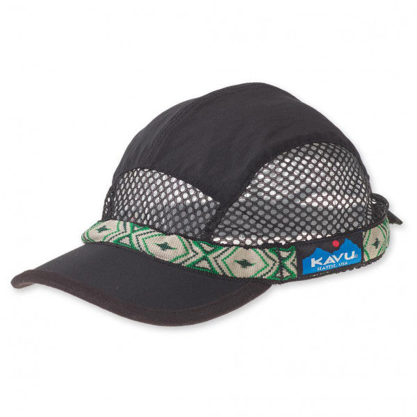 Kavu Trailrunner Cap - Black