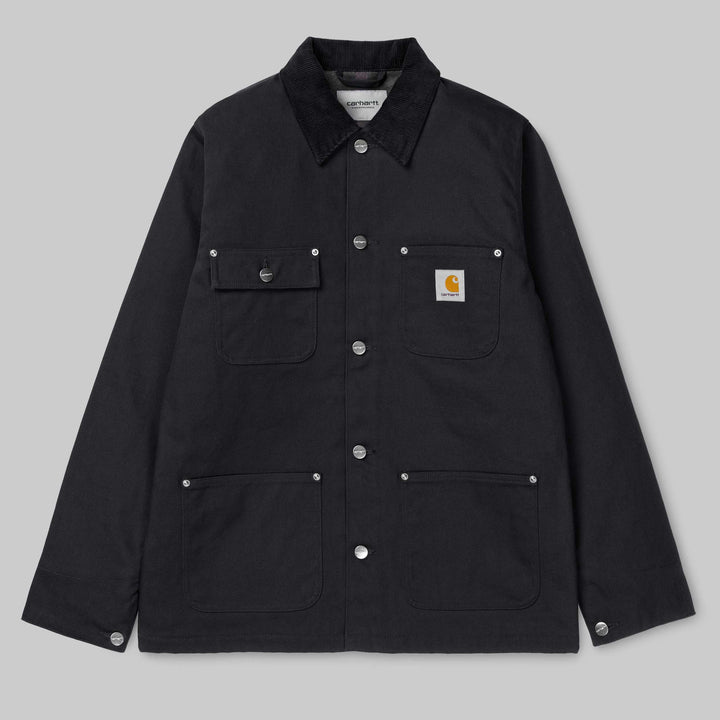 Carhartt Michigan Coat - Black Rigid
