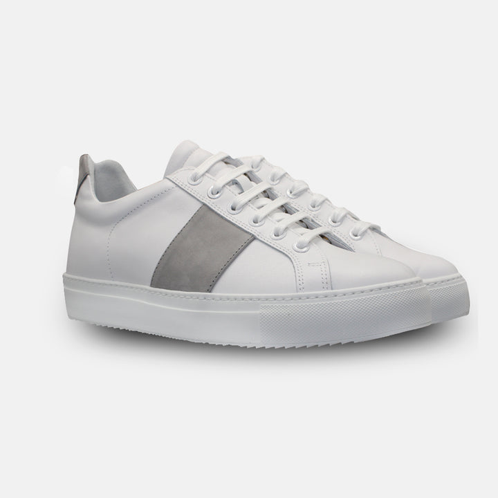 National Standard Trainer - Edition 4 Leather Grey Band
