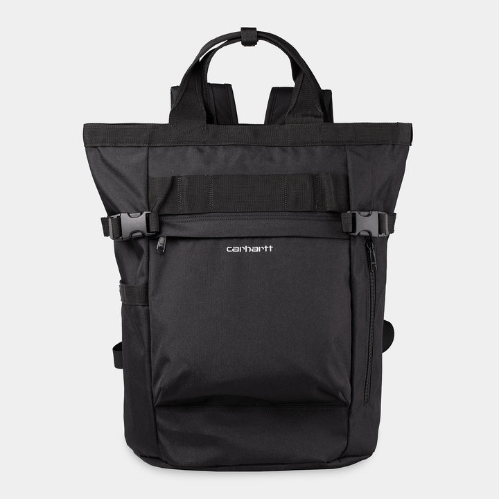 Carhartt Payton Carrier Backpack - Black/Black/White