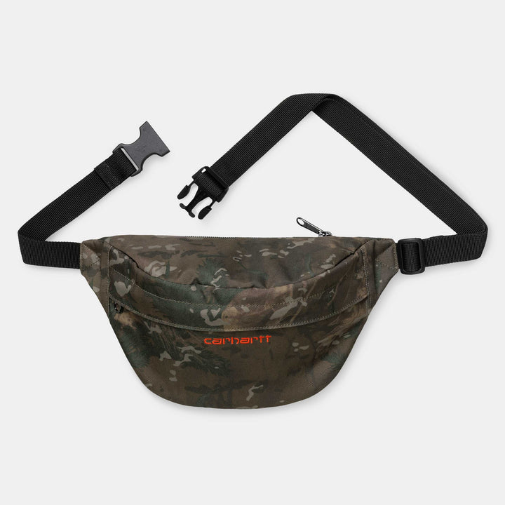 Carhartt Payton Hip Bag - Camo Combi/Safety Orange