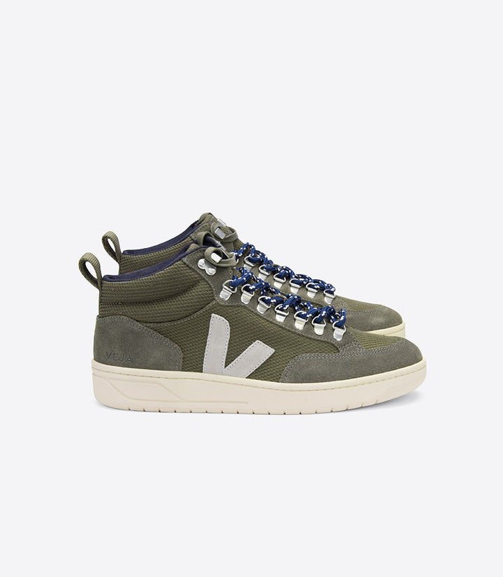 Veja Roraima Trainer - Olive/Oxford Grey/Butter Sole