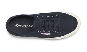 Superga Trainers 2750 Cotu Classic - Navy-F White