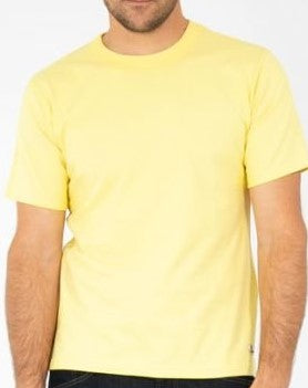 Armor-Lux T-Shirt - Blondeur Yellow