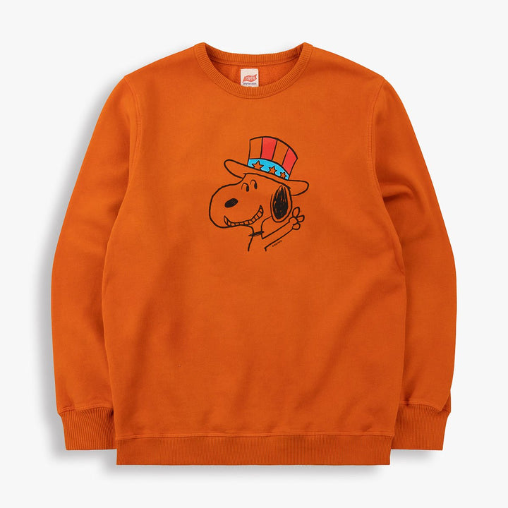 TSPTR Snoopy 2020 Sweatshirt - Orange