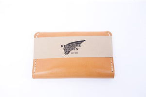 Red Wing Card Holder Wallet - London Tan