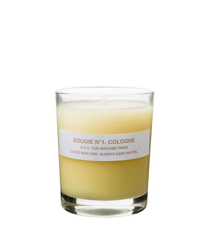 A.P.C. Scented Candle - Cologne