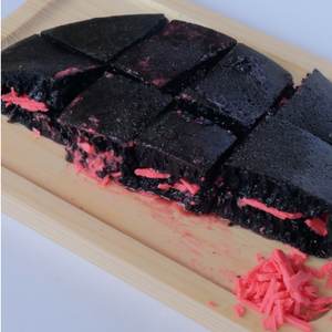 Martabak Charcoal Choco Strawbery