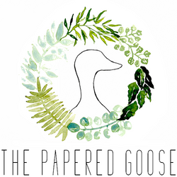 The Papered Goose
