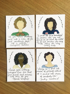 Inspirational Women mini pack