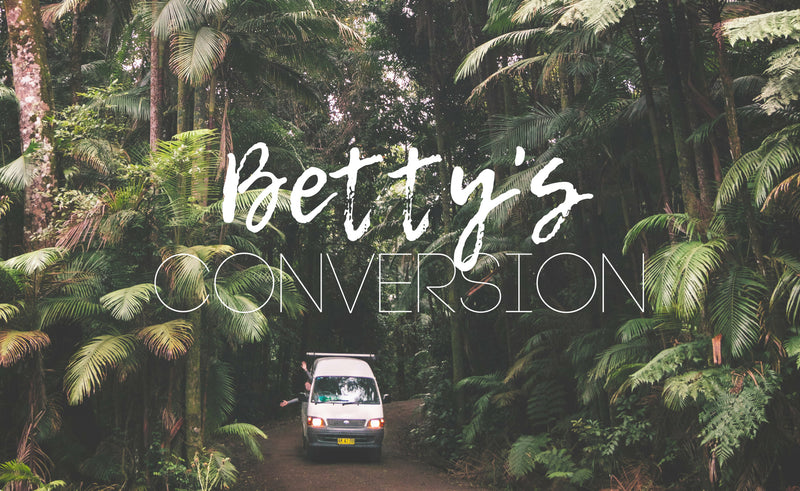 Betty's Conversion