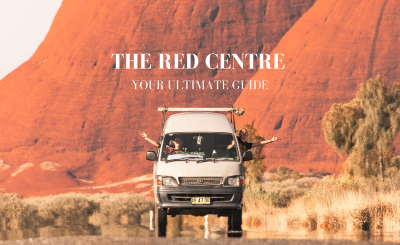 THE RED CENTRE - YOUR ULTIMATE GUIDE