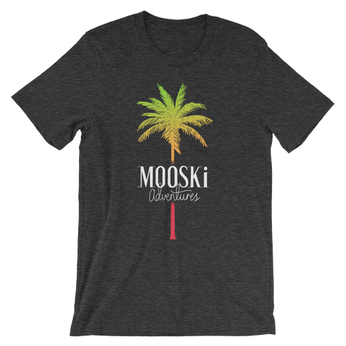 MOOSKi TROPICAL Palm Tee
