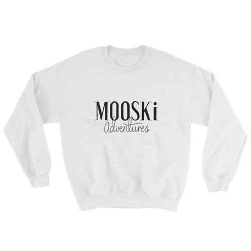 MOOSKi Black Original Crewneck