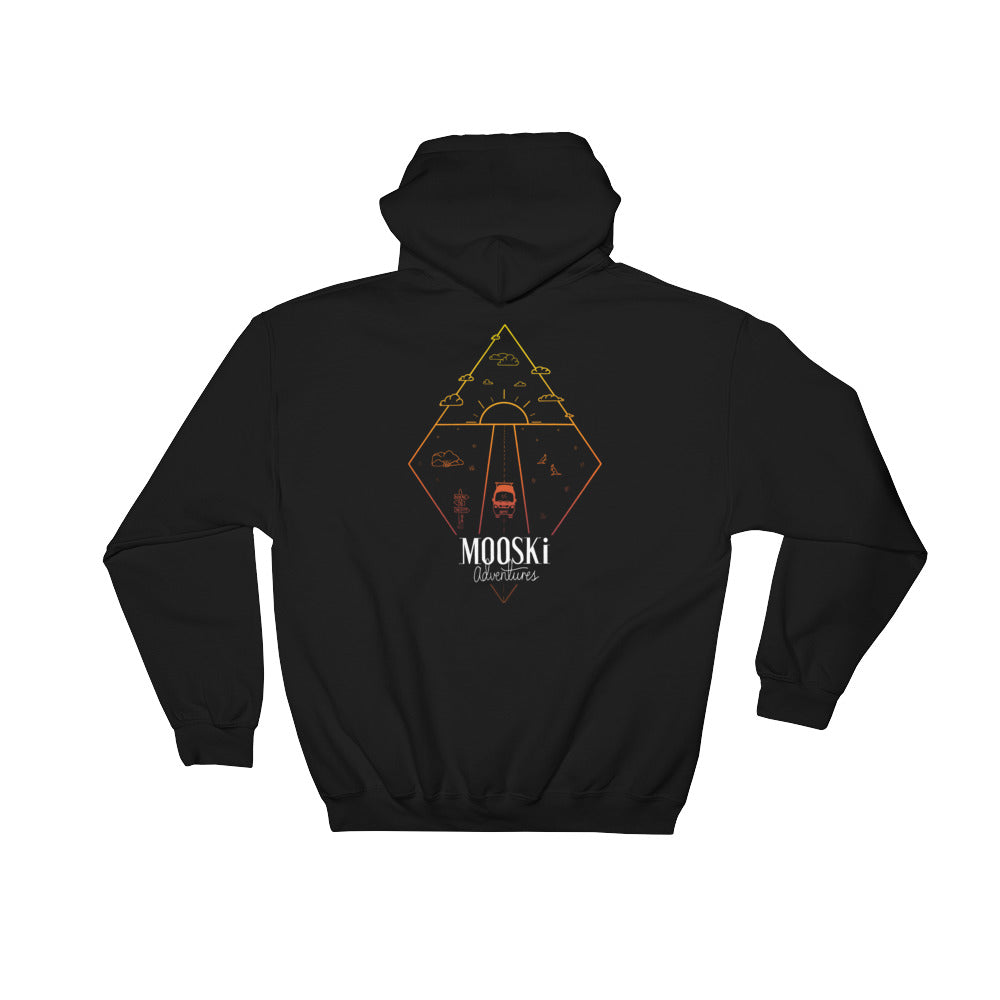 Road Trippin' Hoodie - Colour Design